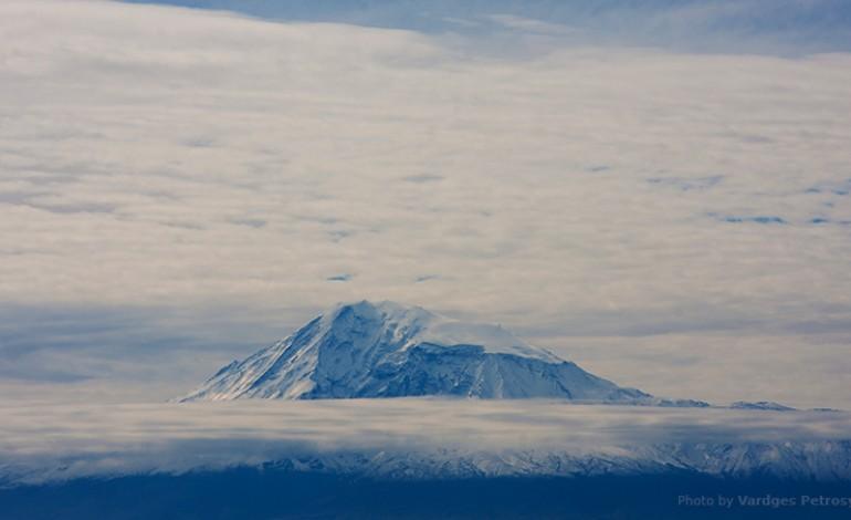 Օրուան կադրը – Արարատ լեռ