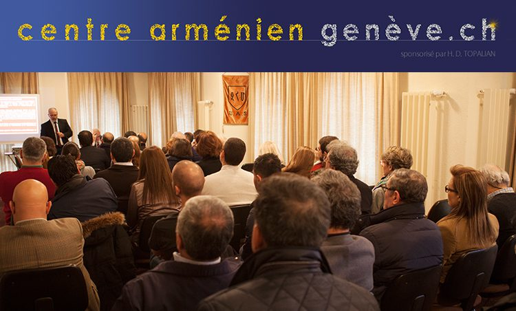 CONFERENCE – DEBATE ON The Genocide of the Armenians and Western Armenia