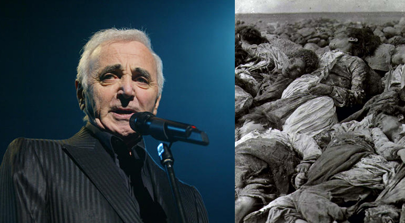 They Fell – Charles Aznavour