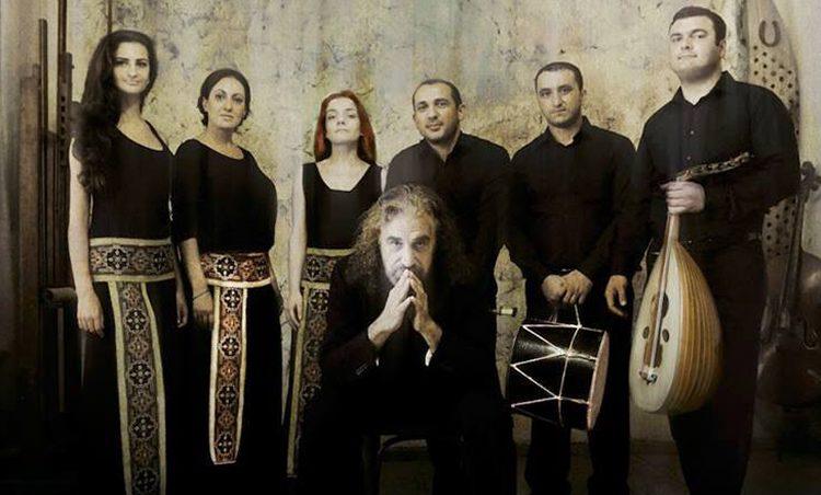 The Naghash Ensemble — The Gareeb