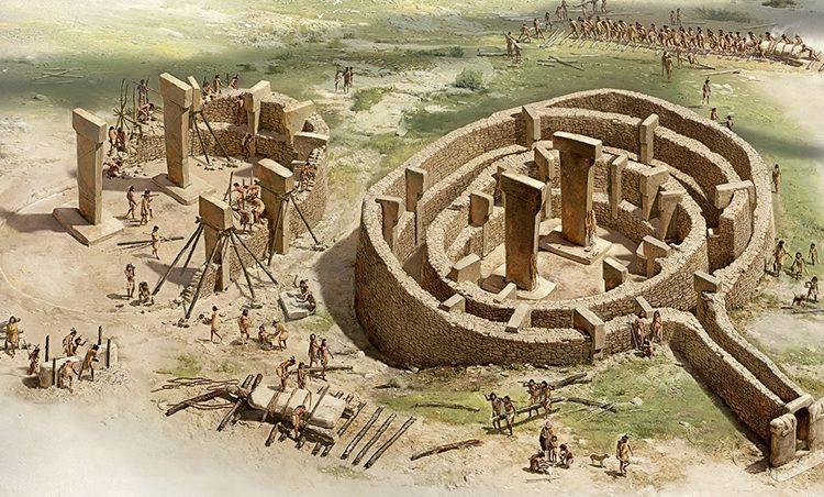 Самое старое сооружение в мире