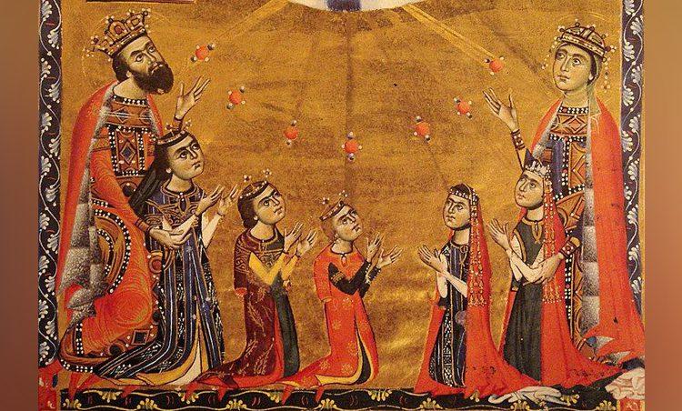 Հայկական թագավորական ընտանիք