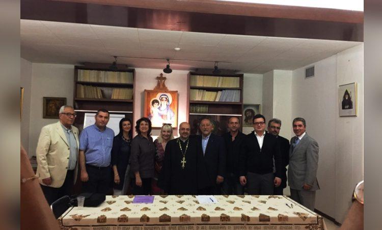Շվեյցարիայի թեմի Սբ Հակոբ եկեղեցու ծխական խորհուրդը նոր կազմ է ձևավորել