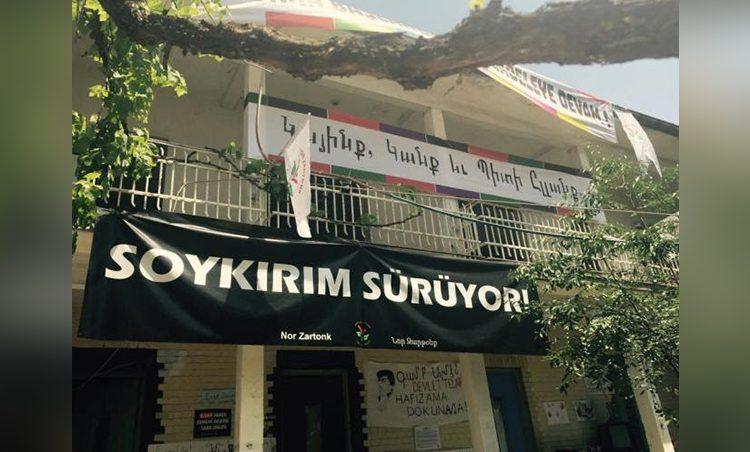 «Արմեն» ճամբար, դիմադրության 41-րդ օր. Ստամբուլի հայկական ճամբարի պատմությունն ու ներկա վիճակը