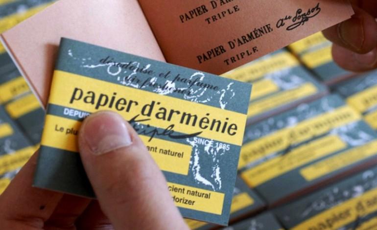 (Français) Le Papier d'Arménie, un secret made in Montrouge