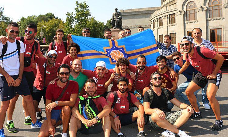 6-ые всеармянские летние игры