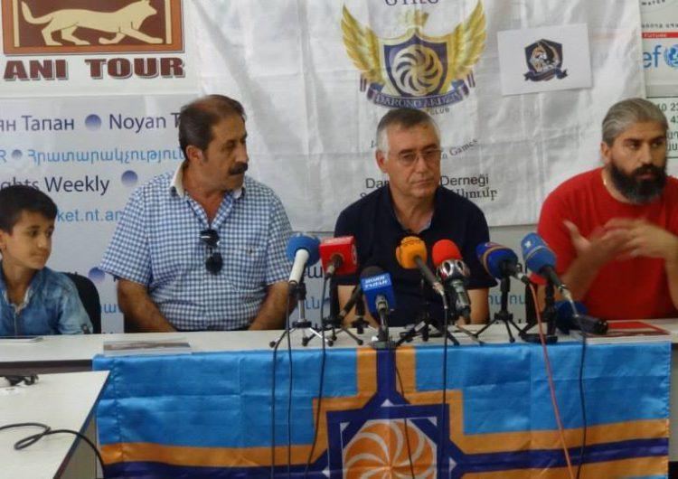 Արեւմտյան Հայաստանի հայերն սկսել են ինքնակազմակերպվել