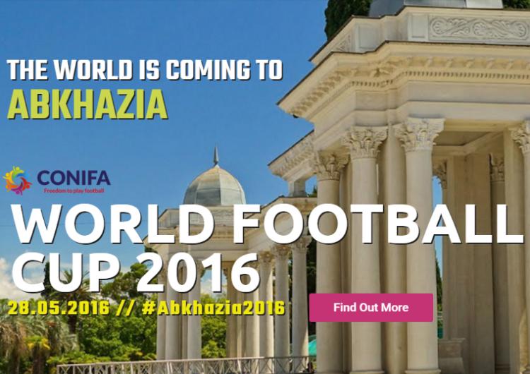Кто приедет в Абхазию на чемпионат ConIFA