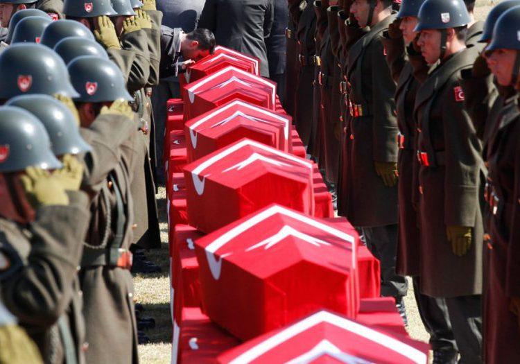 Արցախում սպանված հարյուրավոր զինյալների դիակներ են տեղափոխվել Թուրքիա