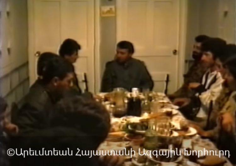 Վլատիմիր Պալաեան – Ազատագրական Բանակ – Մարտակերդ — Ապրիլ 1992