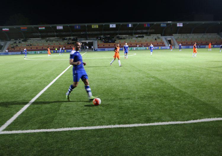 Աշխարհի առաջնություն. Արեւմտյան Հայաստանի հավաքականը հաղթեց՝ 12:0