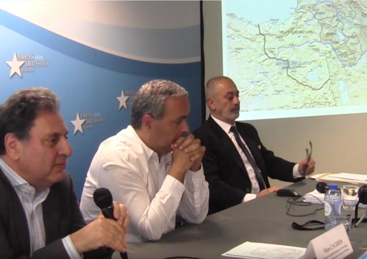 N. Lygeros – Le droit à l'autodétermination du peuple arménien en Arménie Occidentale.