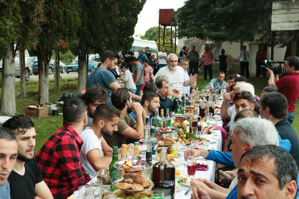 2016.06.01 - Посещение села Цкибин - Шаумян - 11