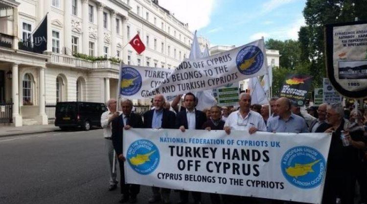 Президент России – президенту Турции: «Если хоть один турецкий солдат зайдёт в Мосул в Ираке, Россия вмешается и освободит Кипр от вашего режима-марионетки. Турция должна вывести свои войска из Кипра»