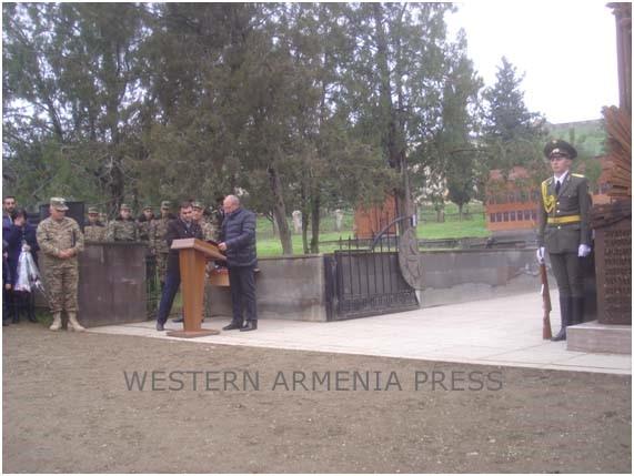 ԼՂՀ  Նախագահ. Արցախեան հիմնախնդիրը Հայկական Հարցի  մէկ կարեւոր բաղադրիչն է