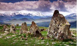 (English) KARAHUNJ ARMENIAN STONEHENGE