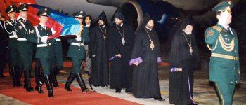 (Eastern Armenian) Զորավար Անդրանիկի վերադարձը