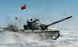 (Turkish) L'armée turque organise des exercices militaires en Arménie Occidentale occupée
