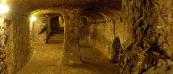 (English) 12,000 year old massive underground tunnels are real and stretch from Scotland to Western Armenia