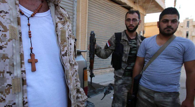 (Français) Sootoro, unité de combat chrétienne syrienne