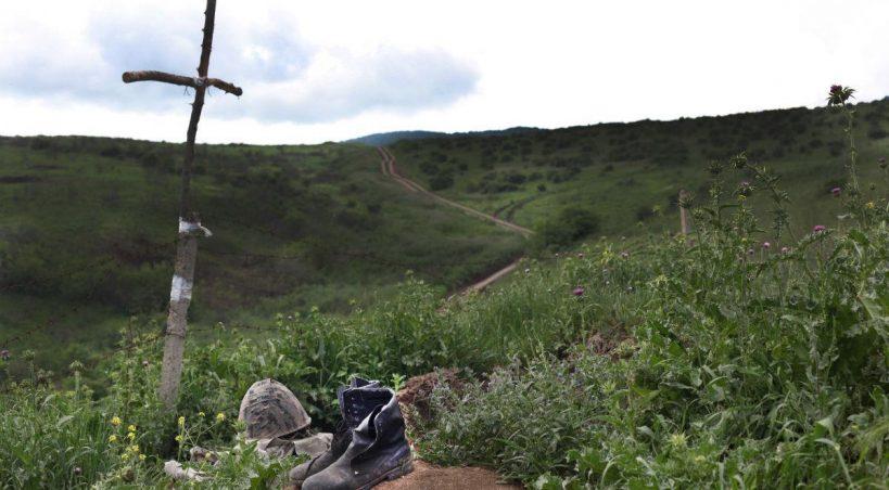 (Eastern Armenian) Արցախյան պատերազմում և 1994-ից ի վեր հայկական կողմի զոհերի ընդհանուր թիվը՝ 9700
