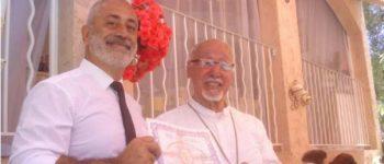(Français) Monseigneur Daron DJEREDJIAN, citoyen d'honneur de la République d'Arménie Occidentale