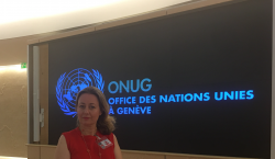 ONU -Genève 10 ième session  Du Mécanisme d'Expert des Peuples Autochtones (MEDPA). Juillet 2017