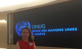 (English) ONU -Genève 10 ième session  Du Mécanisme d'Expert des Peuples Autochtones (MEDPA). Juillet 2017