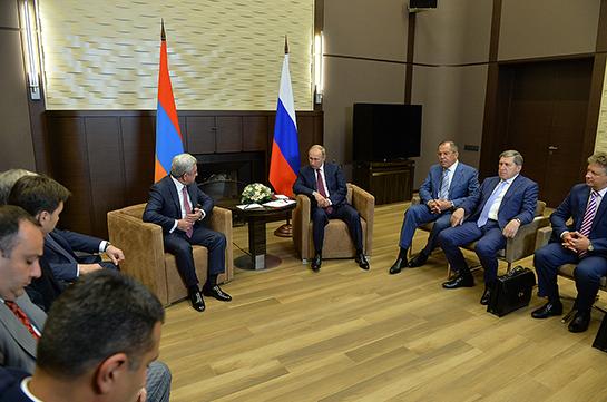 Медведев, Лавров и большая делегация РФ посетят Армению осенью