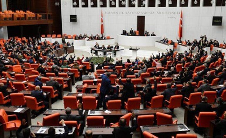 (Turkish) Meclis'te 'Ermeni soykırımı' ve 'Kürdistan' kelimelerine yasak geliyor