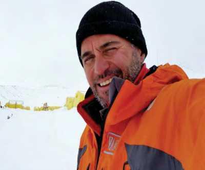Աշխարհի ամենաբարձր գագաթներ նվաճած հայազգի լեռնագնացը ֆրանսիայից ոտքով կգա Հայաստան
