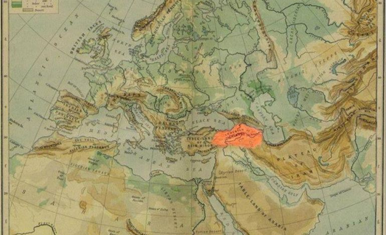 "(English) Armenian Highland was never called ""eastern Anatolia' before …"