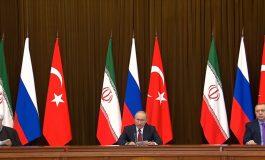 (Eastern Armenian) Ռուսաստանի, Իրանի և Թուրքիայի նախագահները Սոչիում հանդիպել էին Սիրիայի ապագան քննարկելու