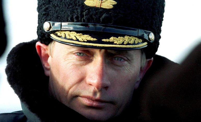 (Français) De Catherine II à Vladimir Poutine