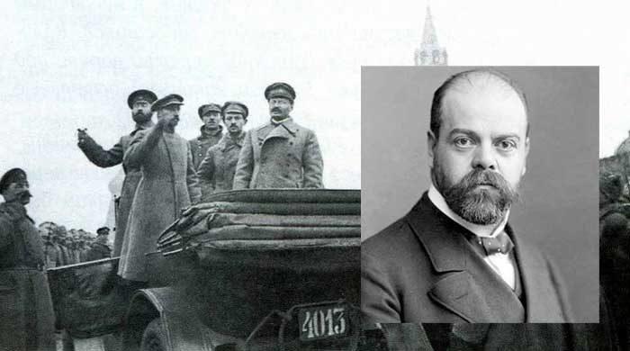 Парвус: «Османская империя выживет, только если развалится Россия…»