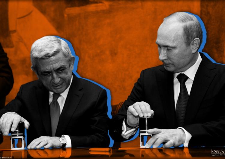 Почему Россия и Армения объединяют оборонные потенциалы