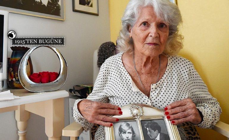 (Turkish) 1915'ten BUGÜNE | Şair Ruben Sevak'ın kızı Shamiram'ın soykırımla başlayan hikayesi