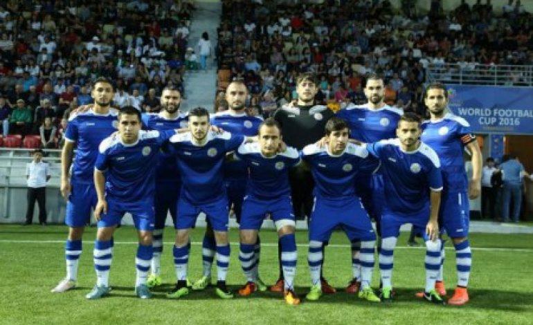 Сборная Западной Армении примет участие в чемпионате мира среди непризнанных государств