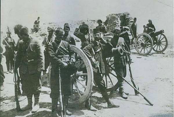 Фритьоф Нансен об армянах, героях Ванского сражения