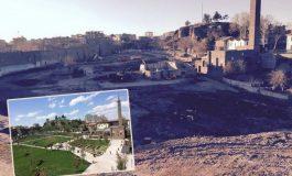 (Turkish) Sur'da 8 bin yıllık tarihin üstü örtüldü