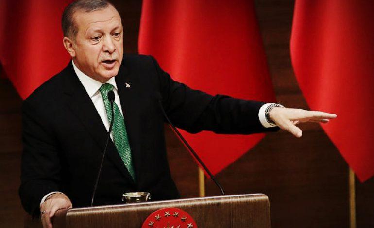 (English) Erdogan Vows to Clear Turkey-Syria Border of Kurds