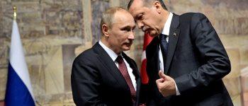 (Français) Après le rapprochement spectaculaire entre la Russie et la Turquie …