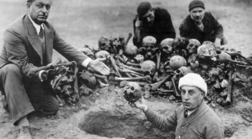 (Western Armenian) 1920-1921թթ. հույների ցեղասպանությունը Թուրքիայի կողմեն