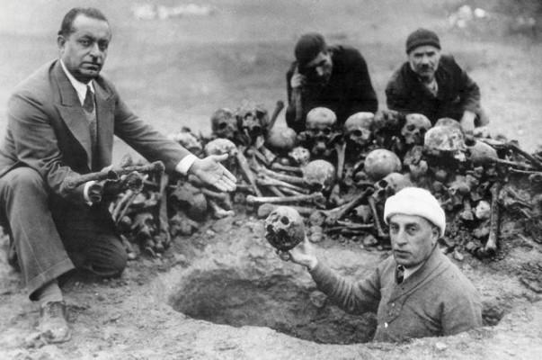1920-1921թթ. հույների ցեղասպանությունը Թուրքիայի կողմեն