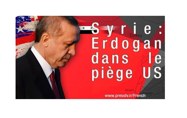 Erdogan dans le piège US
