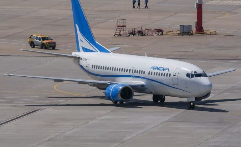 (Français) Aircompany Armenia ouvre Erevan-Lyon