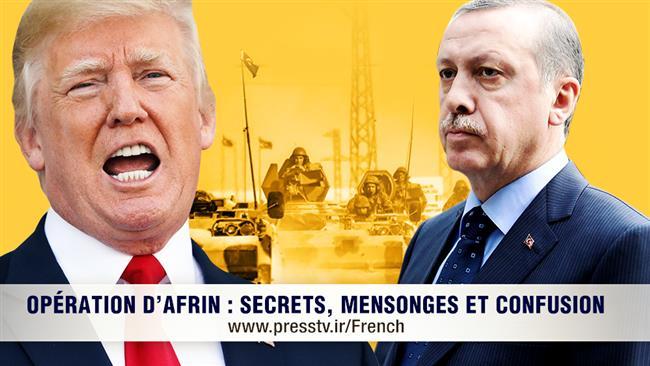 Débat : secrets, mensonges et confusion autour de l'opération d'Afrin