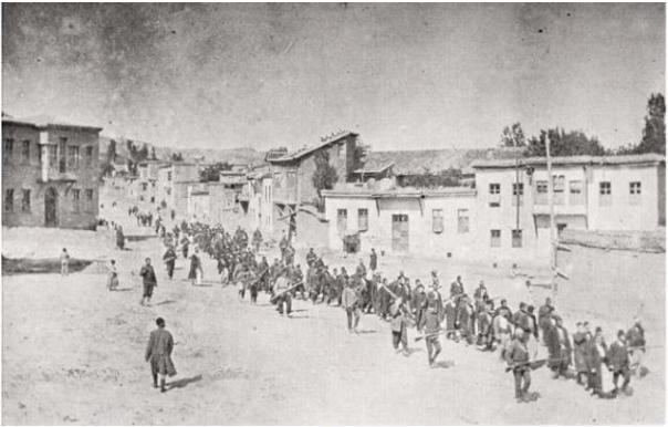 La Turquie ressuscite la question arménienne