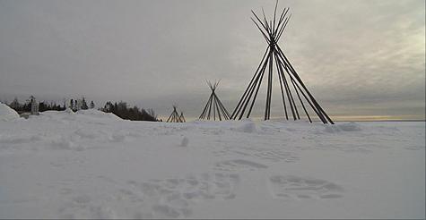 Eli, La Liberté porteur d'histoires des communautés autochtones du Canada