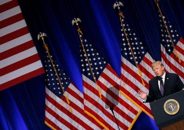 Քաղաքական Անդրադարձ. Ամերիկեան Միջազգային «Ազատական» Կարգավիճակին Անկումը